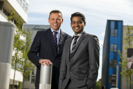 Business start-up success for international graduate