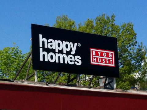 Happy Homes Bygghuset – Stockholms centralaste byggvaruhus