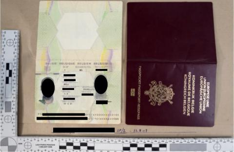 False Passport