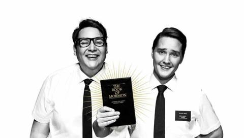 The Book of Mormon er klar for Noreg