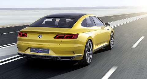 Sport Coupé Concept GTE