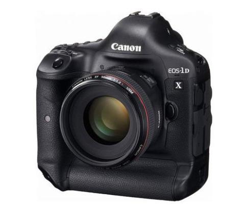 Canon EOS-1D X release