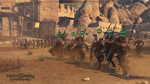 Mount & Blade II: Bannerlord - Captain 5