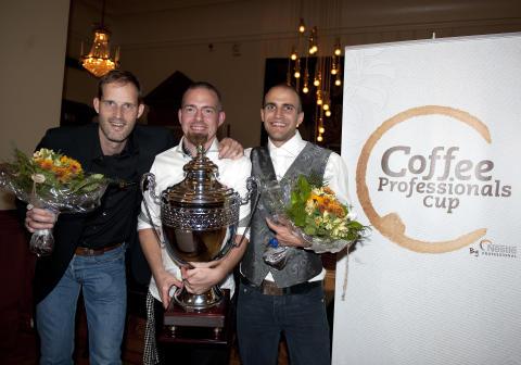 Vinnare av 2013 års tävling