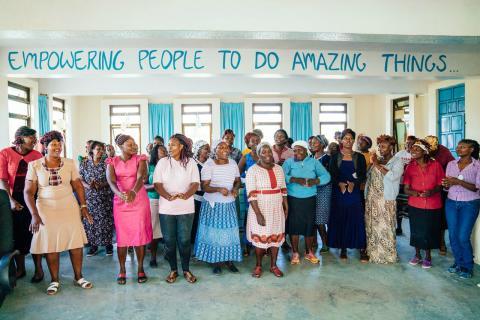 KAIKEN TAKANA ON NAINEN –  Goodio juhlii kansainvälistä naistenpäivää ilmoittamalla lahjoittaneensa 12 000€ Ubuntu Life -säätiölle ja järjestämällä maaliskuun mittaisen kampanjan