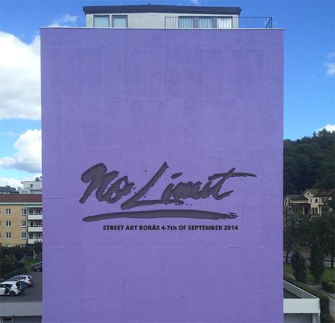Natalia Rak först ut på No Limit Street Art