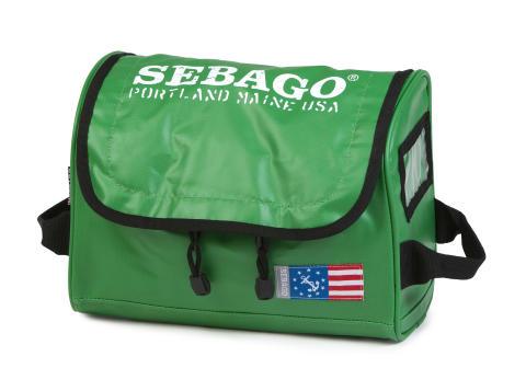Sebago Wash Bag Green