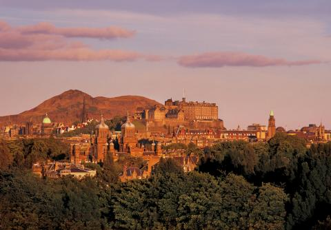 Love is…Edinburgh
