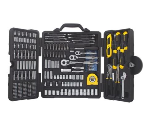 STANLEY® Introduces 210-Piece Mixed Tools Set