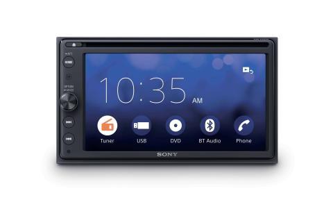Da Sony nuovi ricevitori AV per auto con connettività smartphone potenziata e suoni avvolgenti