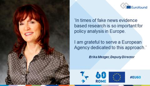 What the EU means to Erika Mezger