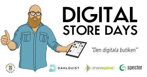 Digital Store Days - lär dig mer om omnihandel