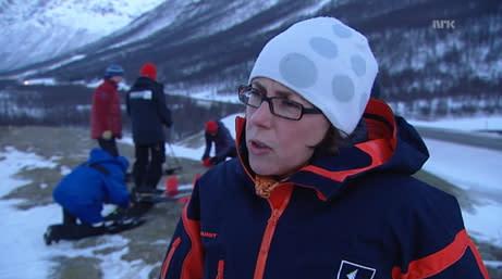 Droner gir større oversikt og sikrer snøskredeksperters arbeid i felt