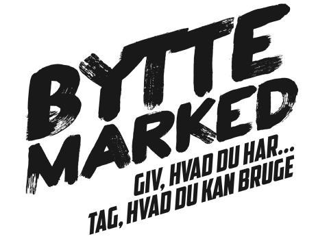 Byttemarked på Vordingborg Genbrugsplads