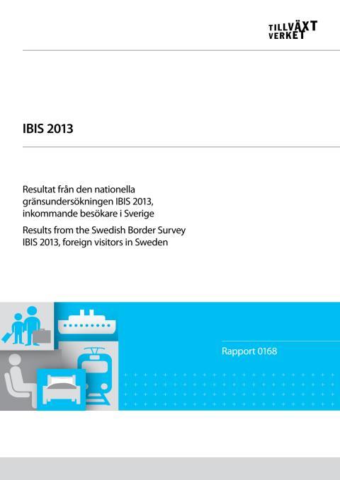 Gränsundersökningen IBIS 2013