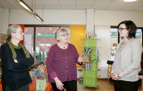 Meröppet bibliotek i Ale kommun – en succé