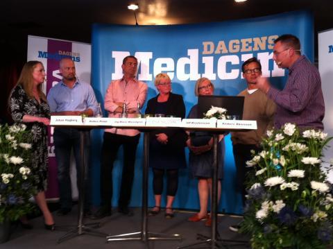 Psykiatrin behöver tydligare struktur, enligt paneldeltagare på Janssens seminarium om psykisk ohälsa i Almedalen 2014