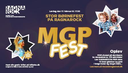 MGP-fest på RAGNAROCK