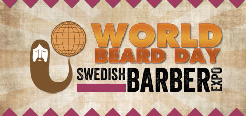World Beard Day - skäggfest med skäggtävling