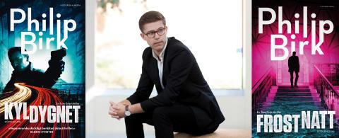 Philip Birks böcker om konsttjuven Tom Grip blir tv-serie
