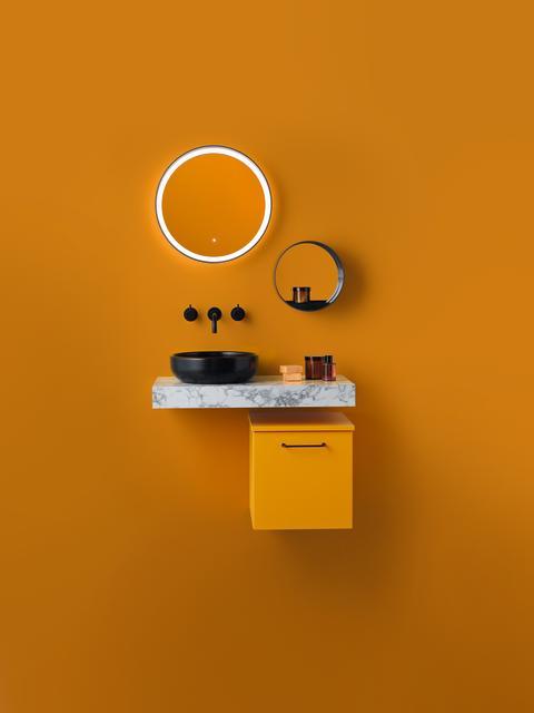 Sys30: Mut zur Farbe - Orange