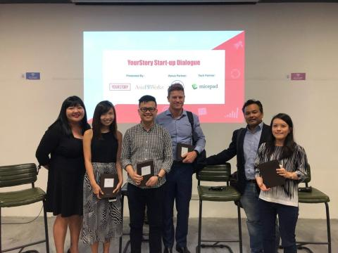 Asia PR Werkz played host to an immensely successful community event in Singapore for key stakeholders of the entrepreneur ecosystem for the YourStory Dialogue 2018