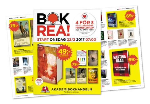Akademibokhandeln - Bokrea 2017