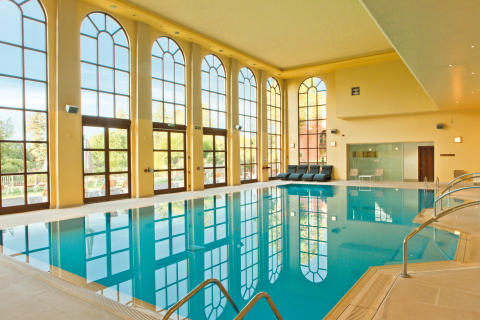 Give the Gift of Sleep this Christmas at the Stoke Park Spa!