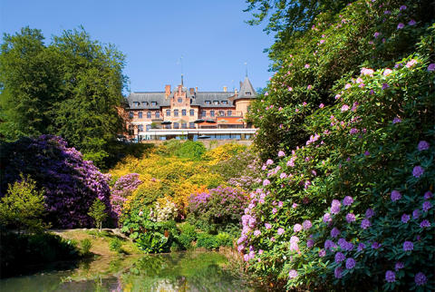 Sofiero slott och slottsträdgård