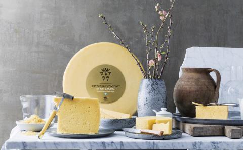 Västerbottensost® – fortsatt i topp bland rekommenderade varumärken