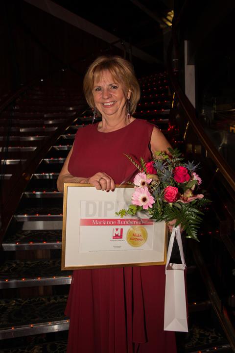 Årets Maktmappie 2016 Marianne Rundström