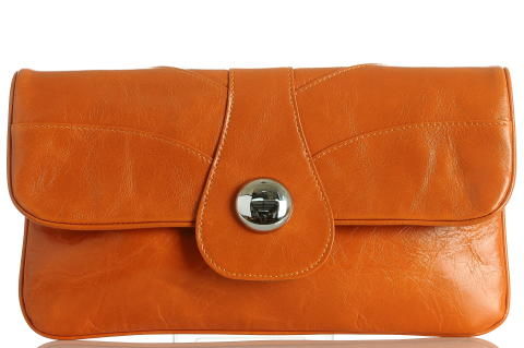 The Krew Clutch - Burnt Orange LIMITED EDITION