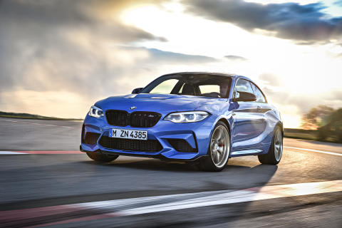 Här är nya BMW M2 CS