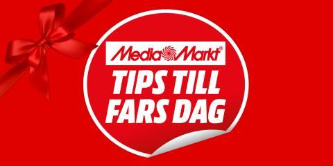 Media Markt tipsar om sista minuten-gåvor till fars dag!