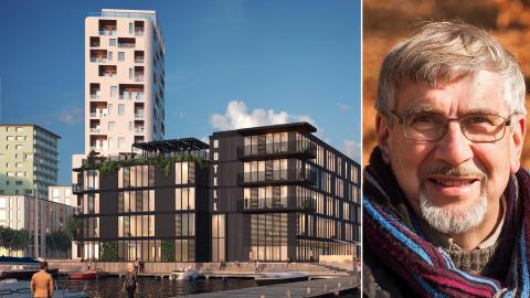 Rekordstort intresse för näringslivslunch med tema Sölvesborgs nya stadsdel Innerhamnen