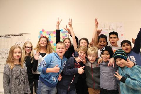 Solanderskolan bäst i Sverige i nationell utmaning!