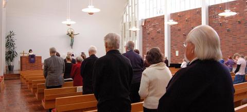 Kirkko antaa lisää elinvuosia