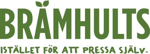Brämhults logo payoff