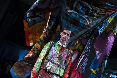 Textilrebeller visar vägen - här är bilderna från EXIT18!