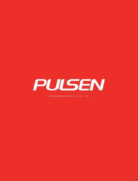 Pulsens årsredovisning 2015-2016