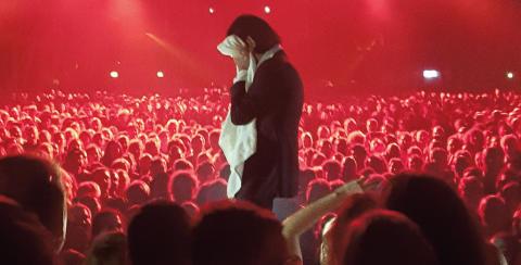 Välkommen till pressvisningen av konsertfilmen Distant Sky – Nick Cave & the Bad Seeds Live in Copenhagen