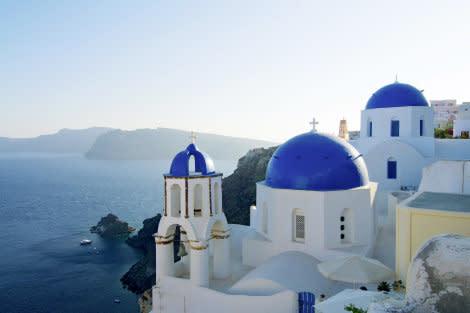 Sommarbokningarna upp 10 procent. Grekland sommarens stora vinnare.