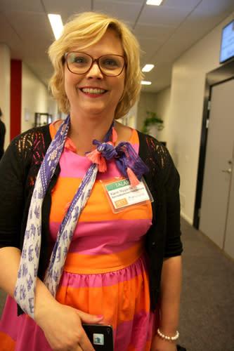 Karin Nygårds är årets punkare i skolvärlden