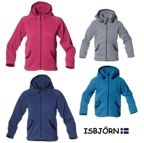 RIB Sweater Hood - ISBJÖRN of Sweden