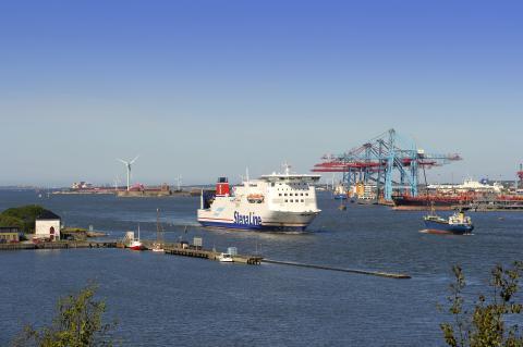 Fler fartyg fick miljörabatt i Göteborgs Hamn