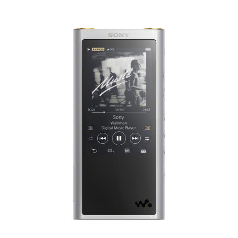 Sony adds another high class Walkman® to the ZX Series