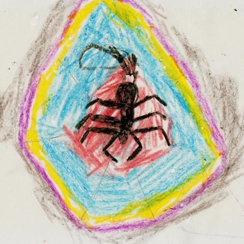 ADAM 888 / Spider Rain Artwork TIF