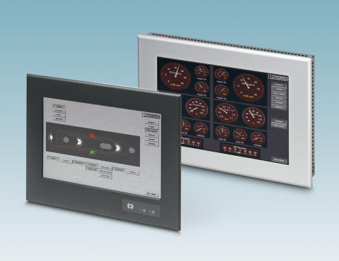 New HMIs for maritime applications