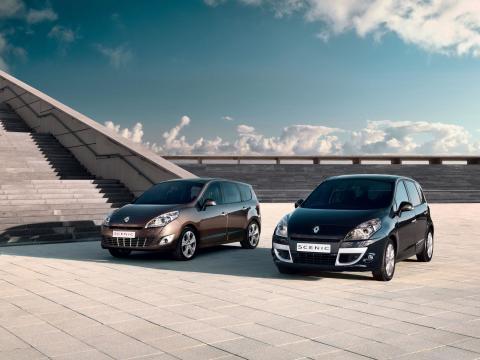 Renault Scenic&Grand Scenic