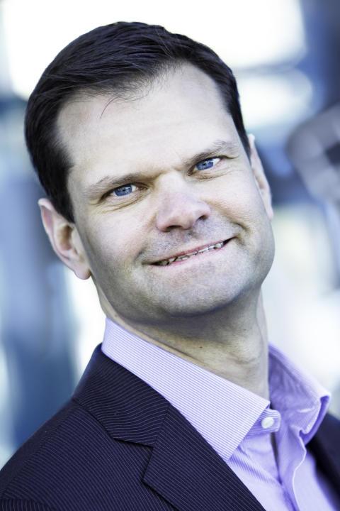 Patrik Hofbauer ny vd för Telenor Sverige